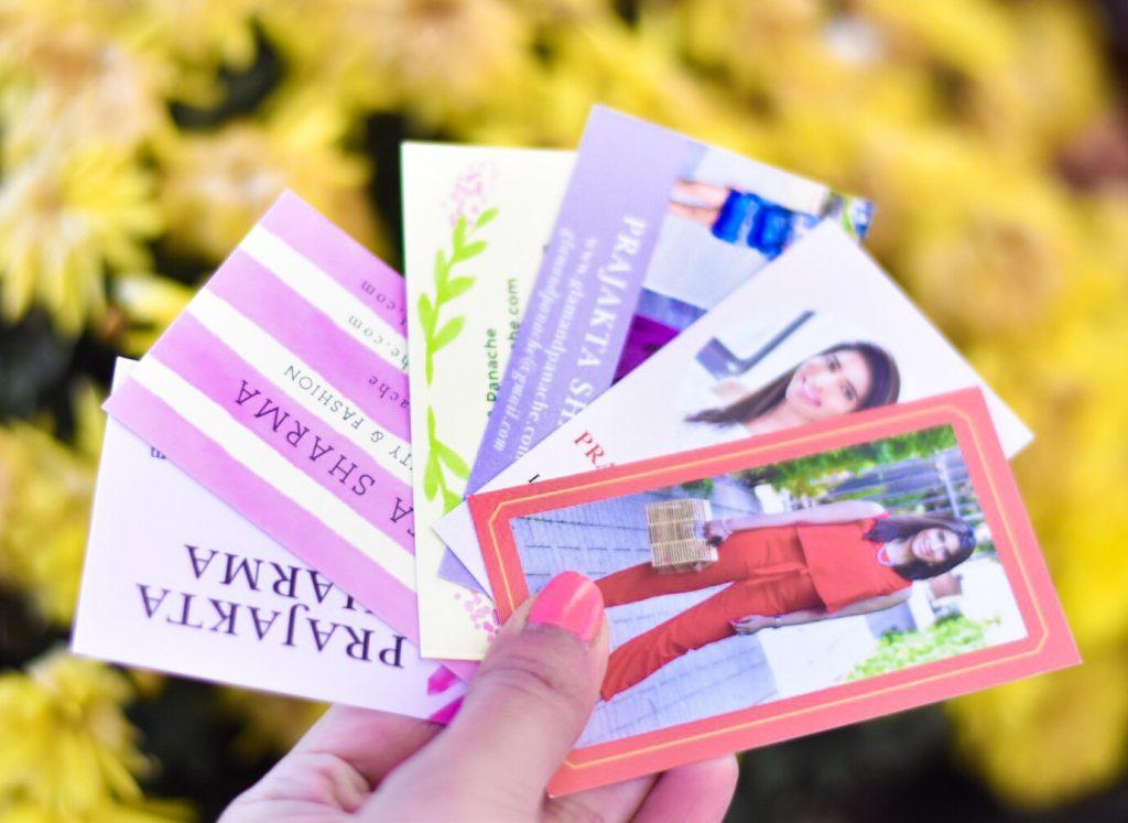Business Cards Basic Invite