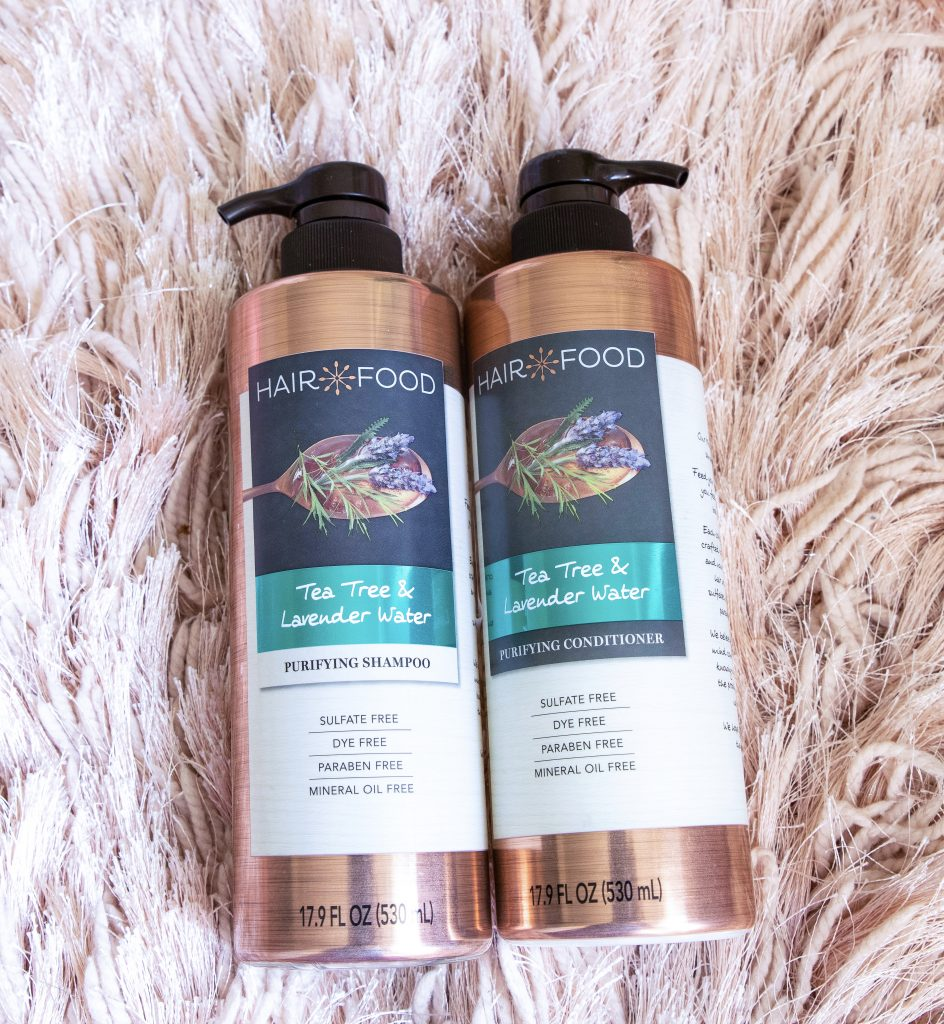 Sulphate Free Shampoo and Conditioner