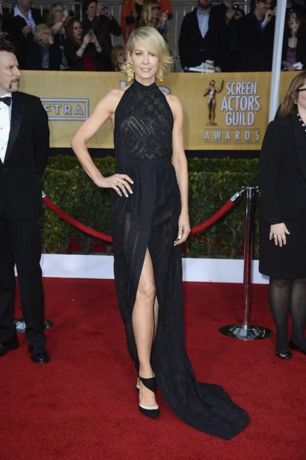 Jenna Elfman at SAG Awards