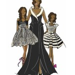 Michelle Obama 2013 Inauguration Gown
