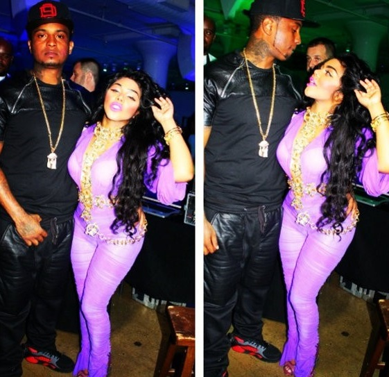 Baby Bumpin Lil Kim Welcomes Baby Girl Royal Reign
