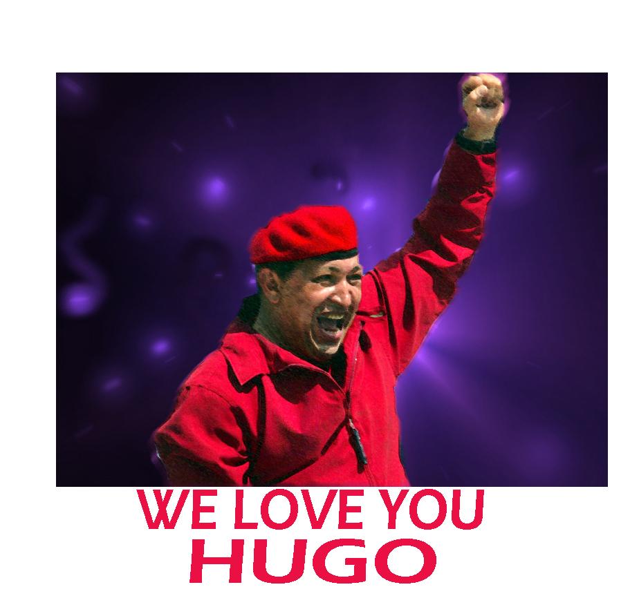 Hugo Chavez Superstar
