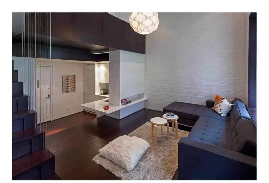 Disimpegno, una camera, un bagno, due terrazzi a pozzo. Cucina E Soggiorno Open Space Idee E Consigli Per Ottimizzare Lo Spazio Glamcasamagazine