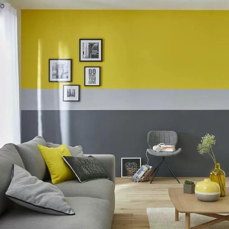 Quello che varia è la quantità di colore, ad esempio con il giallo è possibile farci un intera parete, mentre con il nero è già una soluzione meno efficace,. Colori Per Pareti Tendenze 2020 21 Glamcasamagazine