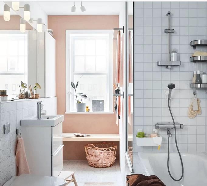 10 idee e ispirazioni per arredare il bagno. Come Arredare Un Bagno Piccolo 40 Idee Da Copiare