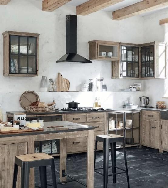 1 elemento cucina elemento inferiore newport 80 cm. Maisons Du Monde Mobili Per Tutti Gli Stili E Ambienti Glamcasamagazine