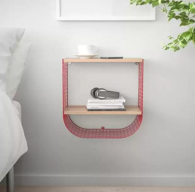 Set bianco 4 mensole cubo: Mensole Ikea A Staffe Semplici E Moderne Le Idee Piu Belle E Pratiche