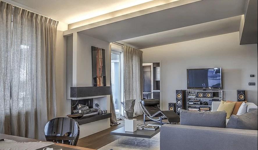 Sono le pareti attrezzate moderne, elementi d'arredo che arricchiscono l'ambiente, ne denotano lo stile e l'efficienza, contribuendo anche a realizzare un'ottimale suddivisione degli spazi.vediamo alcune delle tipologie fra cui possiamo scegliere in base a esigenze estetiche e familiari. Cartongesso Cos E E Come Si Usa 40 Foto E Idee Glamcasamagazine