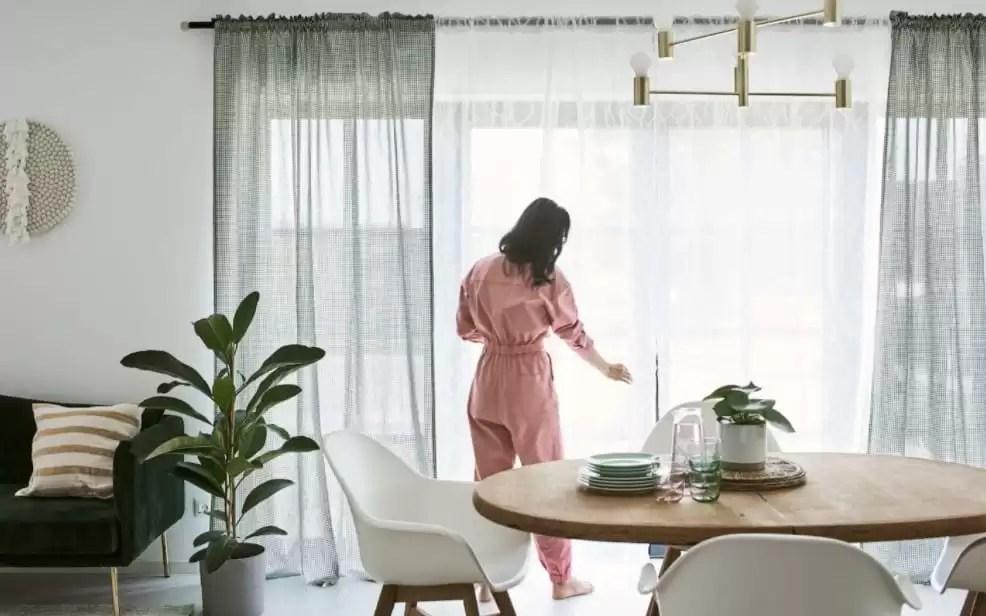 Tende per camera familiare, tende della finestra della cucina, tessuto di cucina,. Tende Ikea Le Idee Piu Belle Per Arredare La Tua Casa Con Stile
