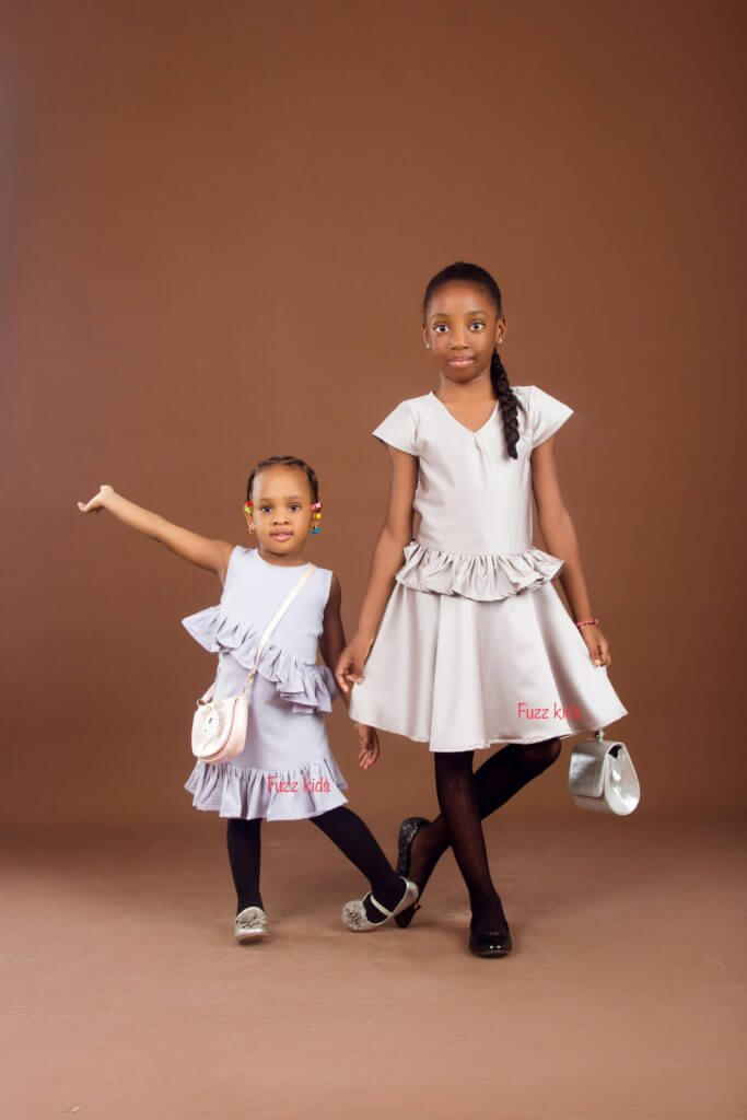 "Fuzz kids ""Dynamic Girl"" Dress Collection Is Definitely An Upgrade To A Child's Cuteness 4"