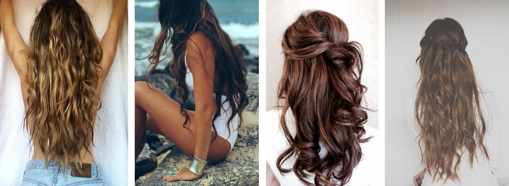 Soins naturels pour cheveux longs