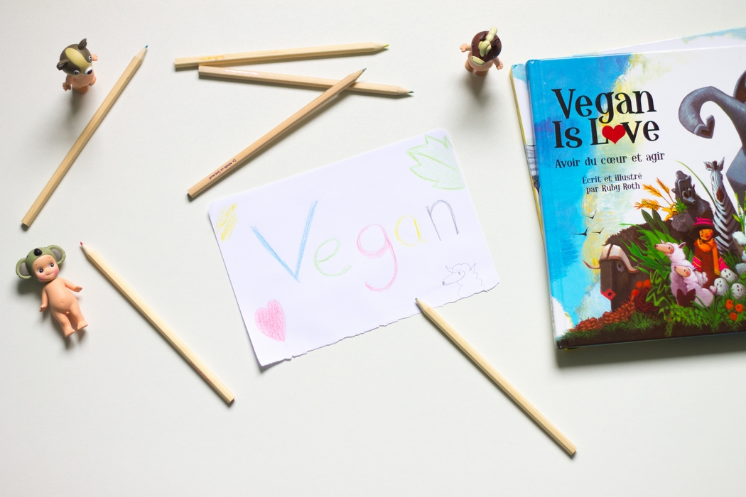 livres-enfants-vegan-ruby-roth