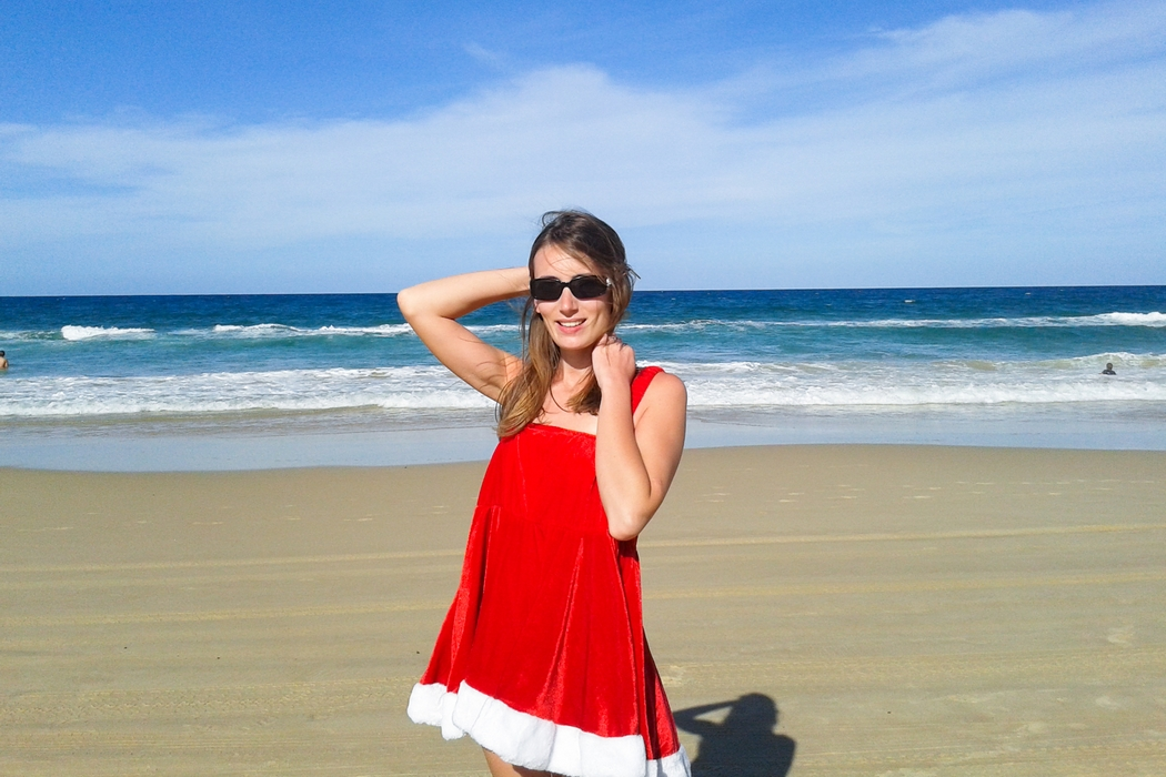 J'ai testé : passer Noël au soleil en Australie. Avantages et inconvénients d'ouvrir ses cadeaux en short et de célébrer les fêtes à la plage...