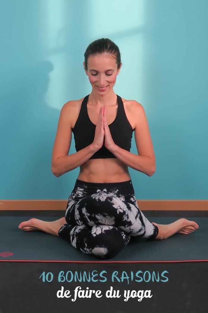 Faire du yoga est devenu branché mais il existe de vraies raisons pour vous motiver à dérouler un tapis... Et elles sont assez incroyables !