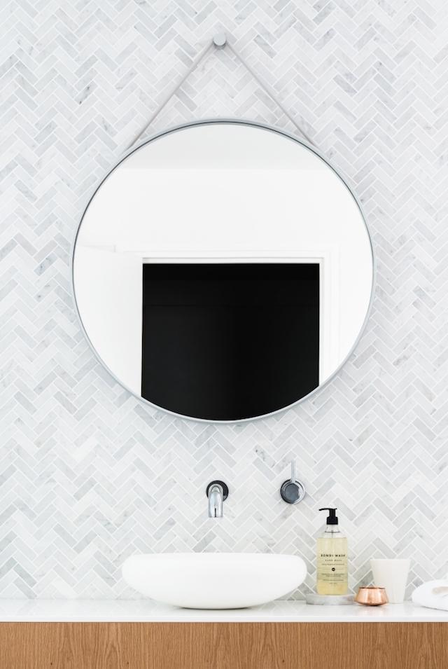 Salle de bain minimaliste z ro d chet petits conseils for Etre minimaliste