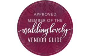weddinglovely glam events