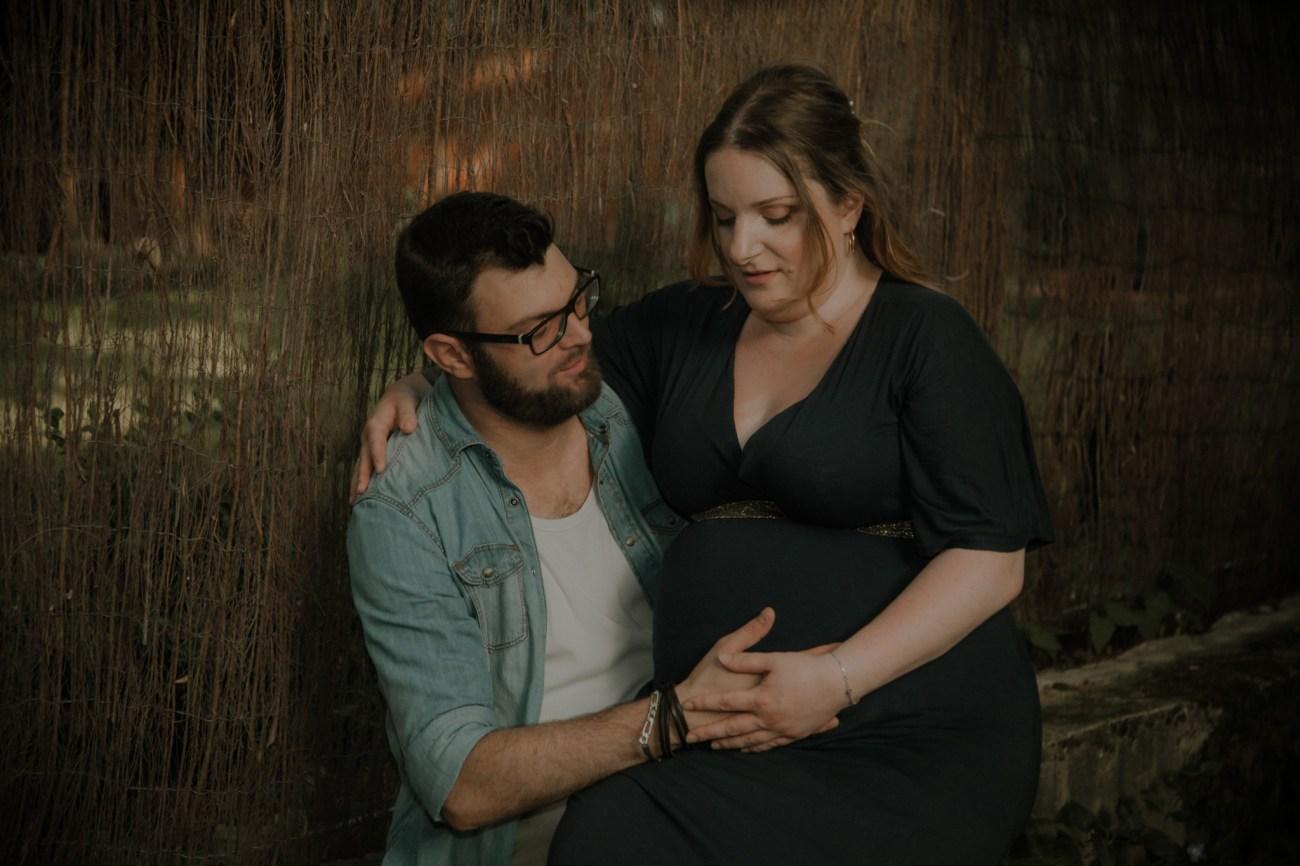 Glam Fairy Photography - shooting femme enceinte Paris