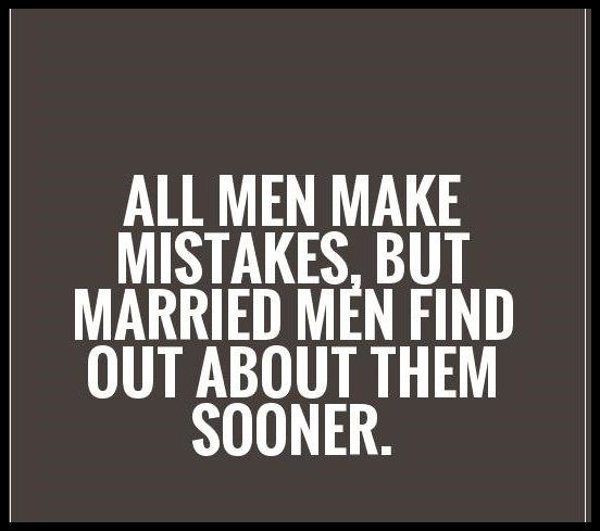 5 Mistakes Men Make, When They Marry !!!