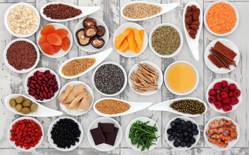 Top 10 Super Foods For A Healthy Life