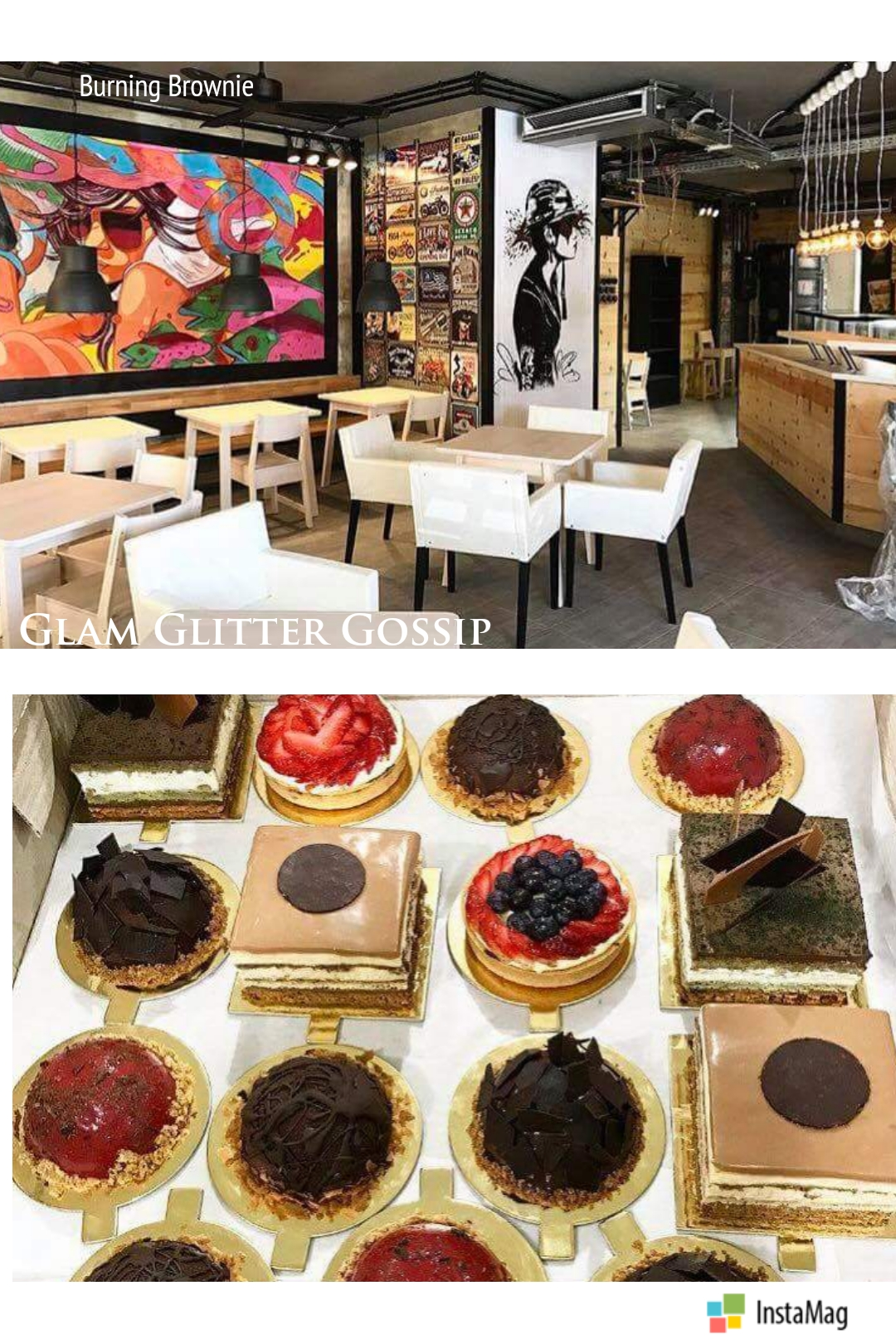 Burning Brownie Cafe Islamabad, Ten Best Cafes In Islamabad Review And Pics