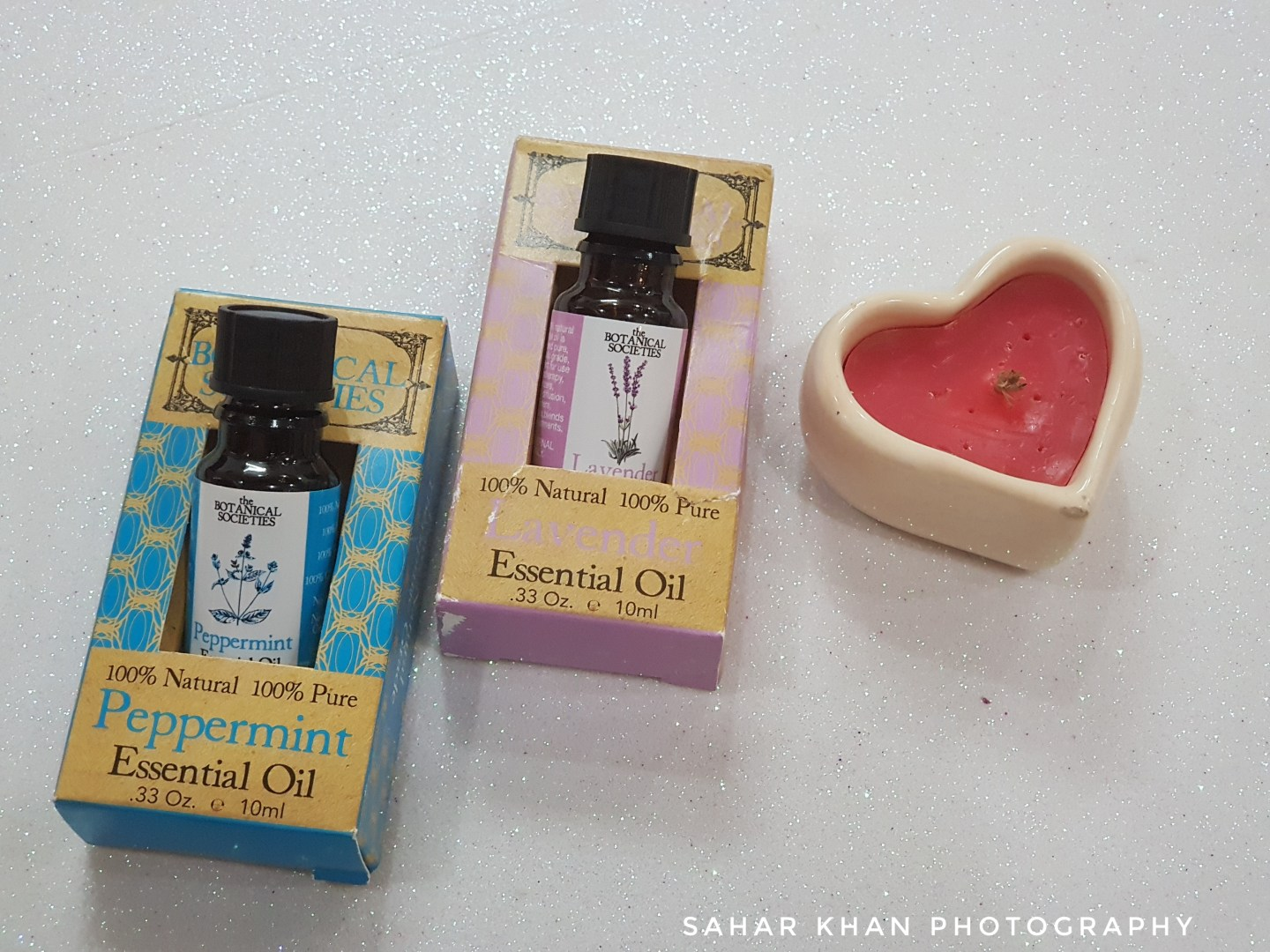 Benefits of Essential Oils Lavender and Peppermint