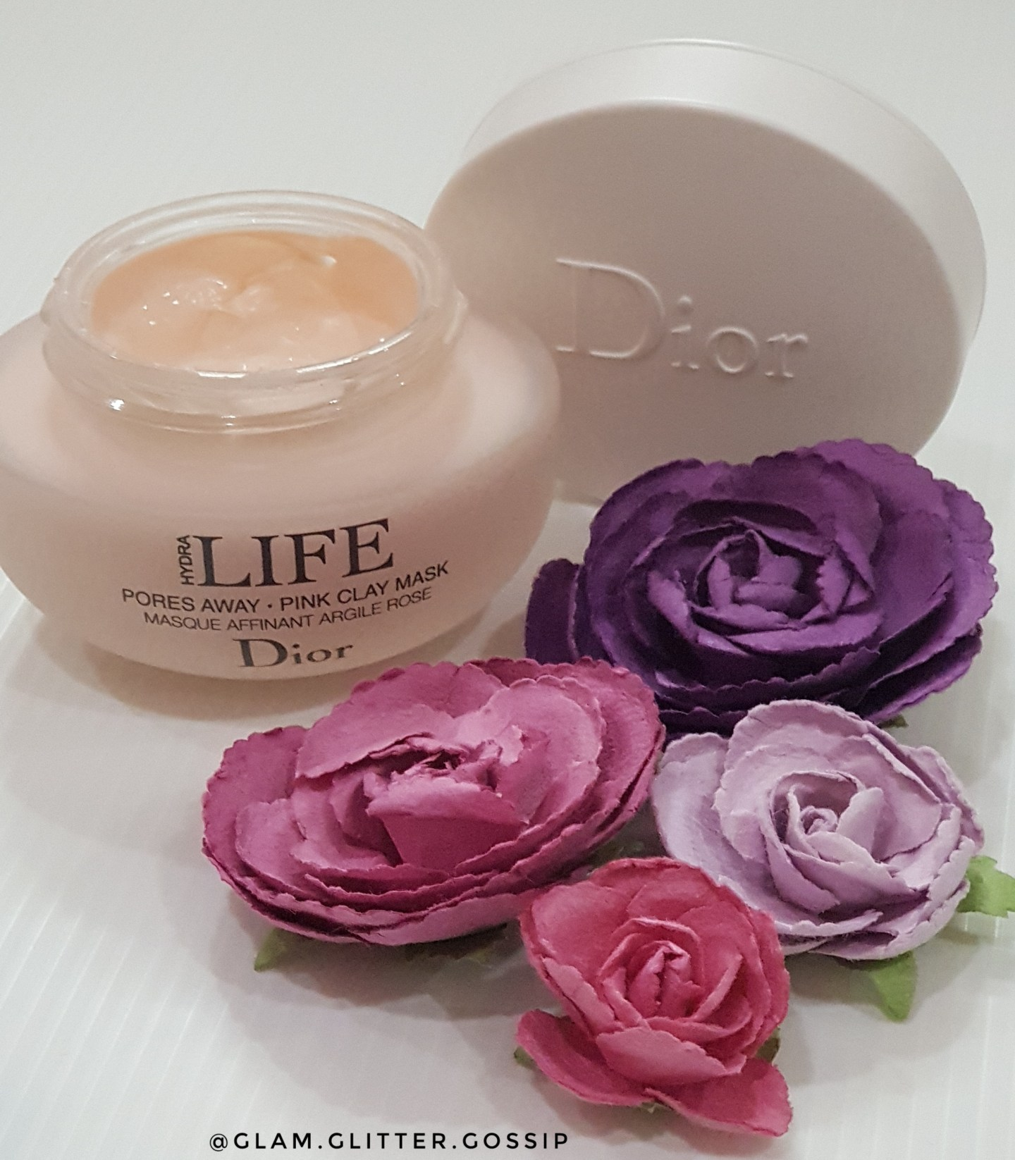 Dior Hydra Life Pores Away Pink Clay Mask Review