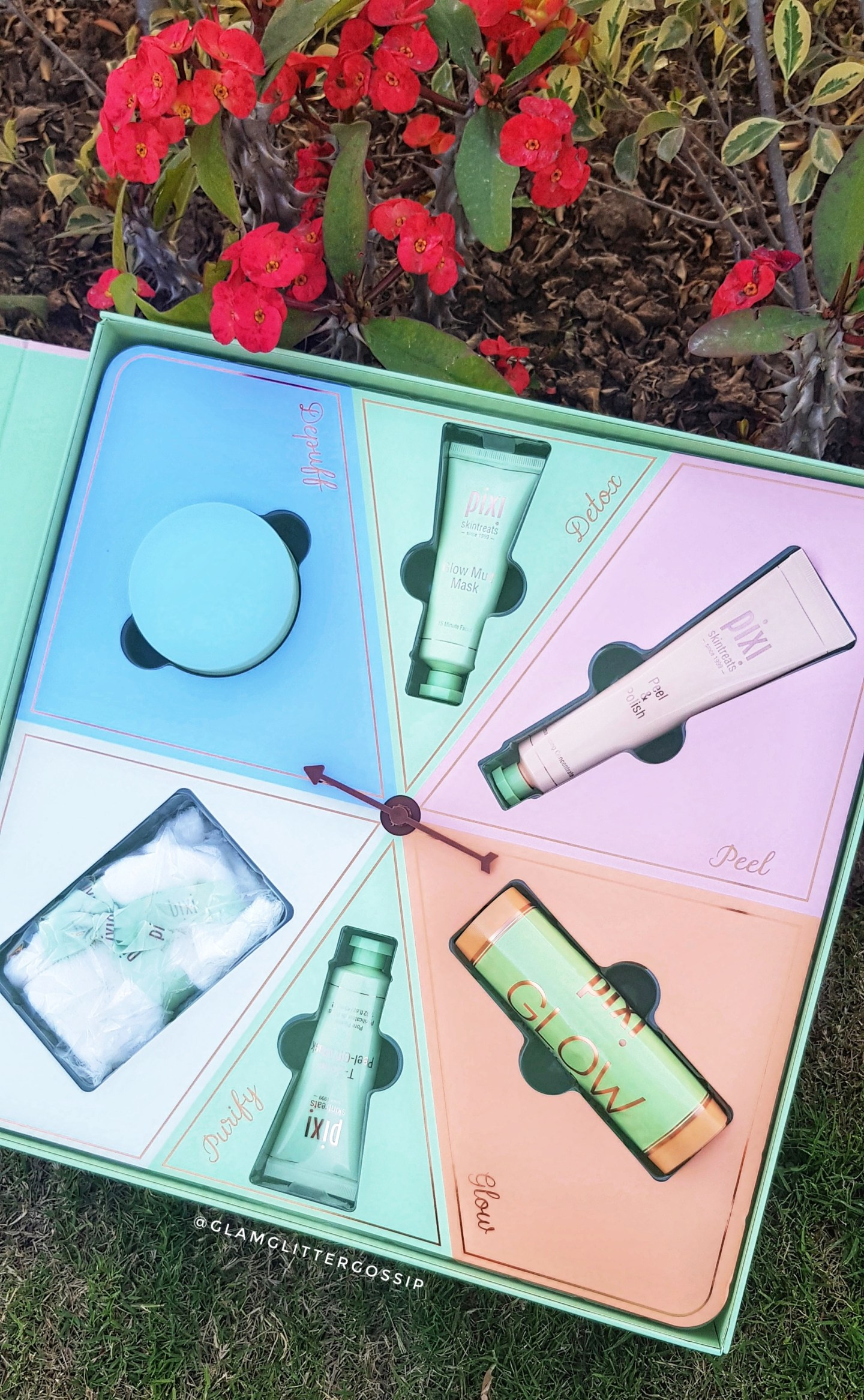 Pixi Beauty New Skin Treats Loves The Skin Youre In