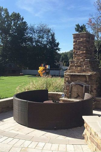 30 Amazing Outdoor Fireplace Ideas on Amazing Outdoor Fireplaces id=80330
