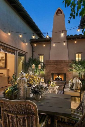 30 Amazing Outdoor Fireplace Ideas on Amazing Outdoor Fireplaces id=38968