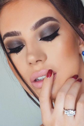 Newest Smokey Eyes Makeup Ideas picture 6