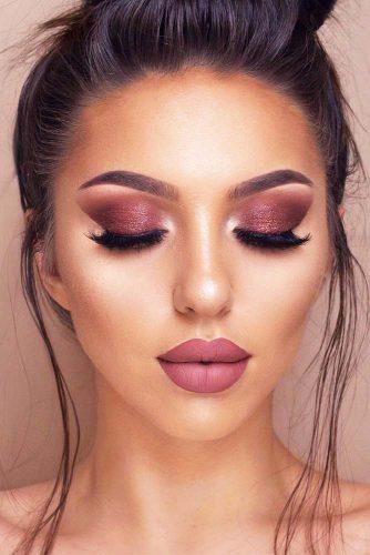 Elegant Smokey Eye Makeup