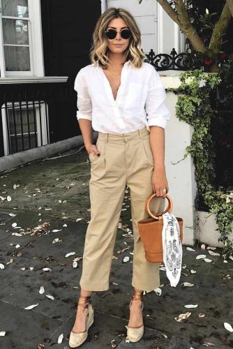Stylish Work Outfit Ideas