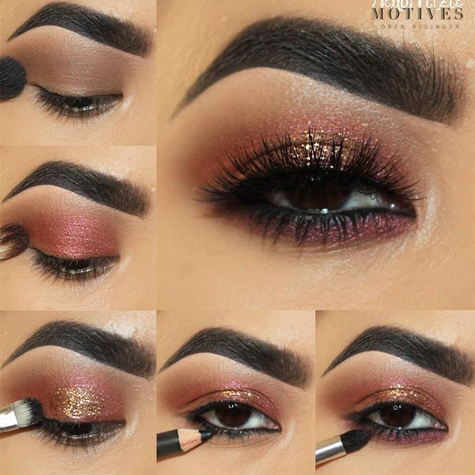 Eyeshadow For Brown Eyes Embrace Your