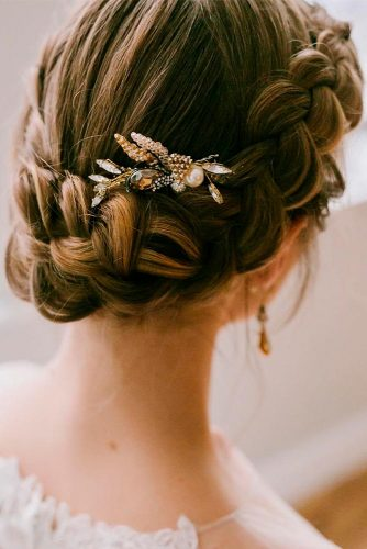 Ideas of Hair Styles with Braids