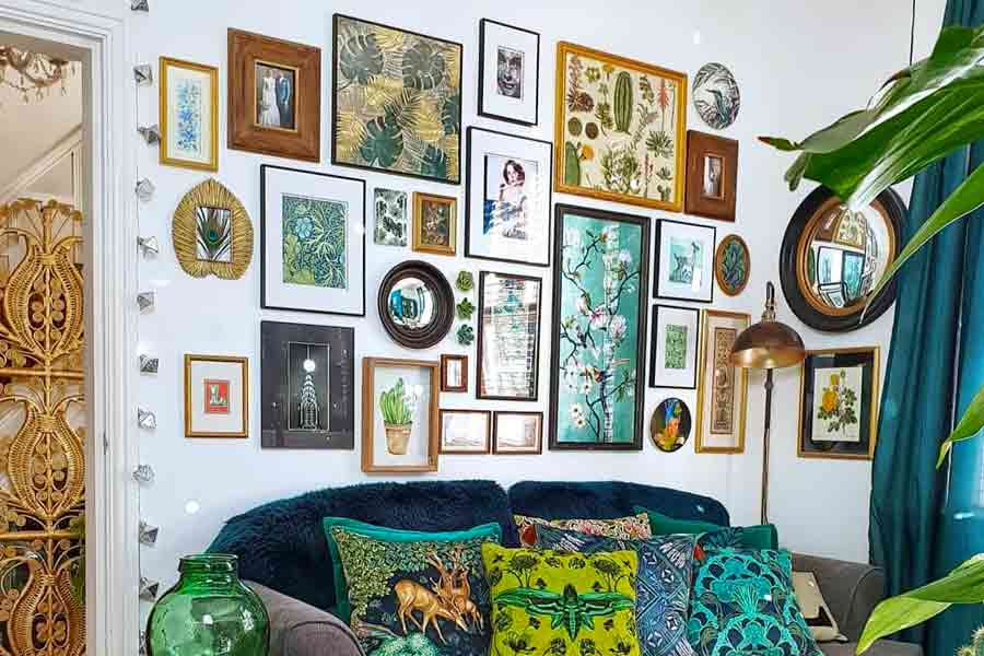 33 Creative Wall Decor Ideas To Make Up Your Home on Creative Wall Decor Ideas  id=76121