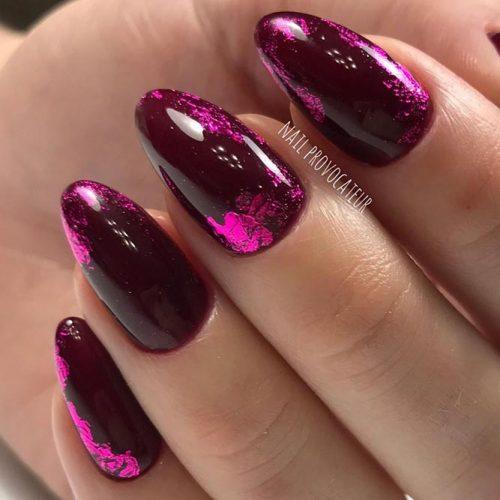 Juicy Autumn Nail Designs To Follow Trends Crazyforus