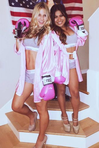 Sexy Halloween Costumes for You and Your Best Friend picture 2
