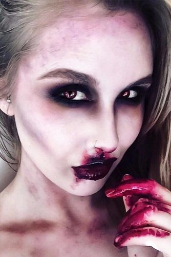 Fun and Scary Vampire Makeup Looks picture 5