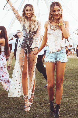 Sexy Festival Outfit Ideas