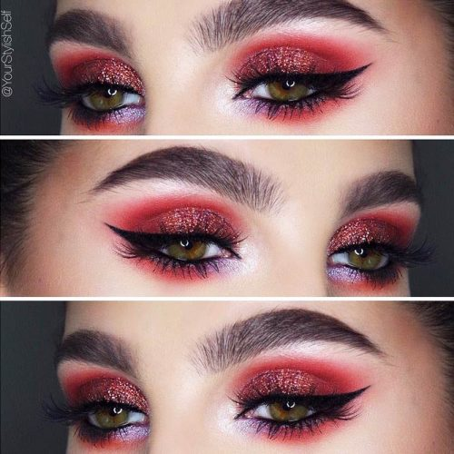 EYE COLORS GUIDE AND MAKEUP IDEAS FOR THEM