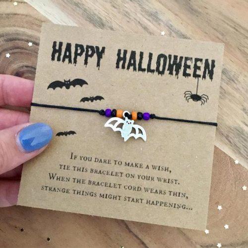 Halloween Bracelet Favor