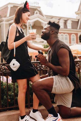 Marriage Proposal Ideas In Public Places