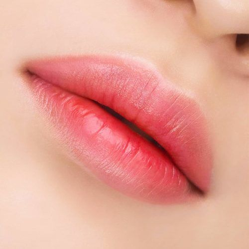 Pink Lemonade Gradient Lips #naturallips