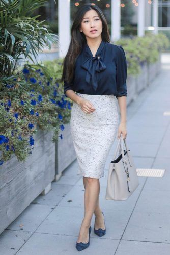 Pencil Skirt #pencilskirt