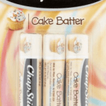 S.W.A.K! Cake Batter ChapStick (and other yummy flavors!)