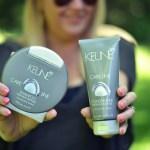 Keune Haircare & GIVEAWAY!
