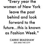 New York Fashion Week GIVEAWAY!