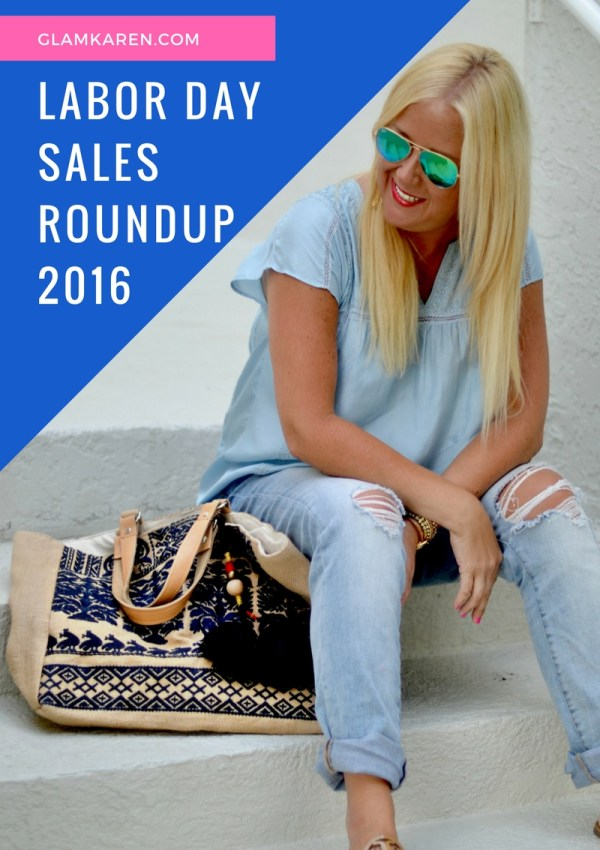 LABOR DAY SALES ROUNDUP 2016