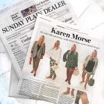 The Cleveland Plain Dealer's Fashion Flash Featuring Glam Karen