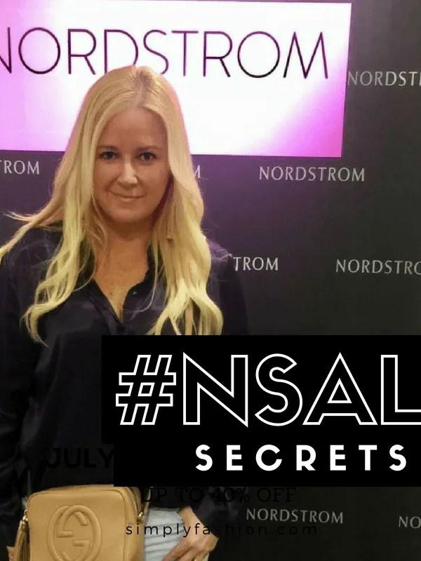 3 Secrets: The Nordstrom Anniversary Sale